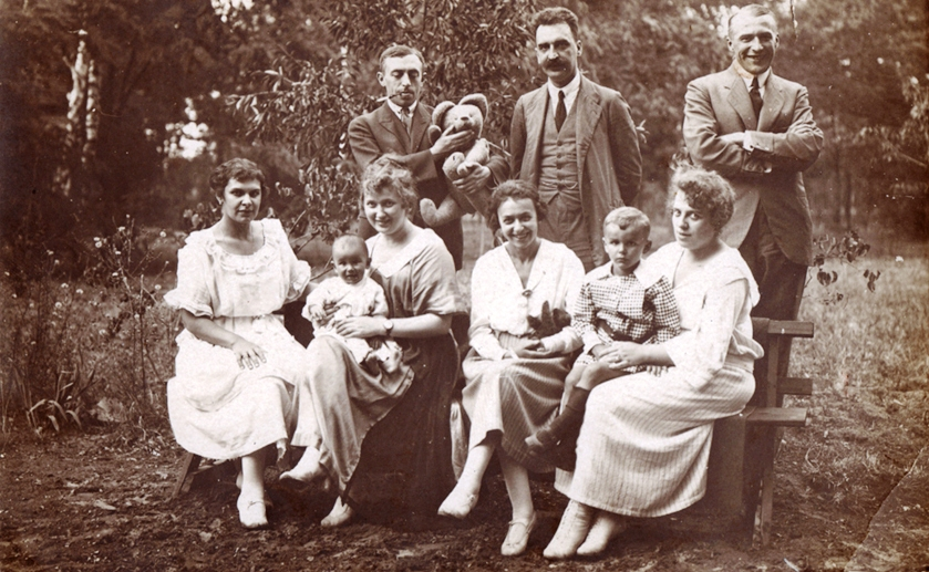 Władysław Zambrzycki, Hieronim Osuchowski, Maria Temler, Maria Kawalska.