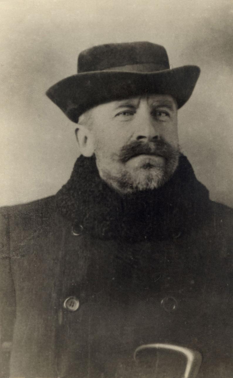 Mieczysław Zambrzycki w 1920 roku