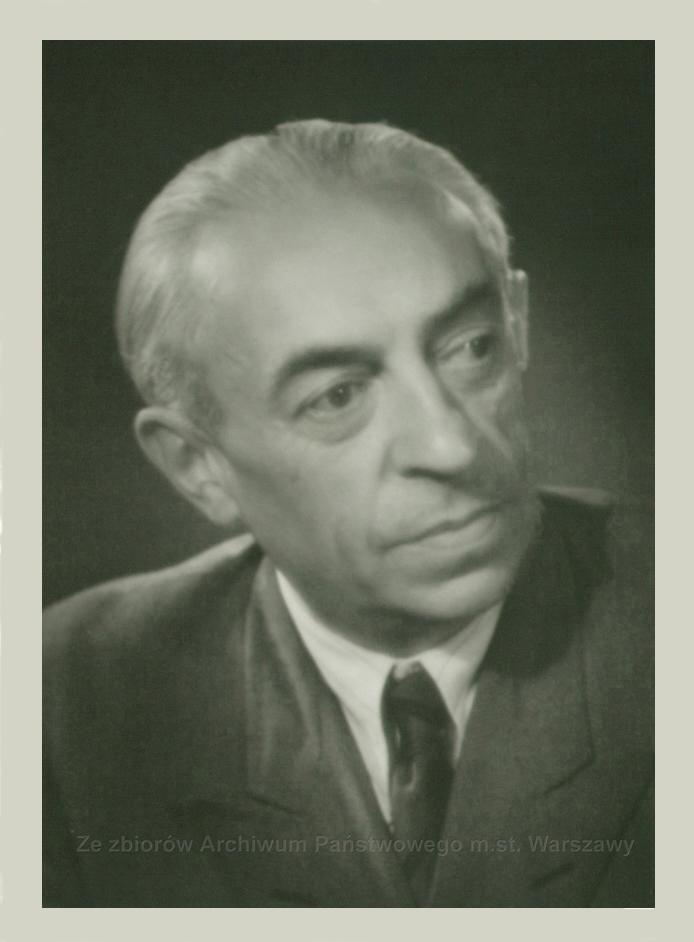Władysław Zambrzycki w 1956 roku