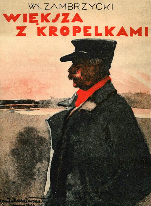 Większa z kropelkami, Warszawa 1929