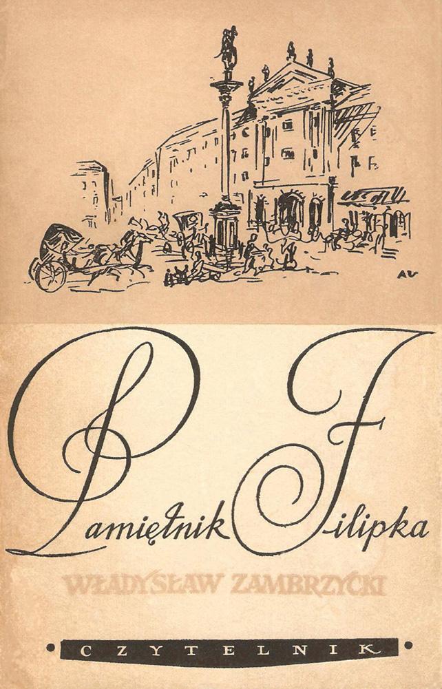 Pamiętnik Filipka, Warszawa 1956, 1957